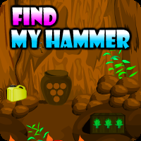 play Find My Hammer Escape