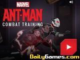 Ant Man Combat Training game