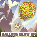 Balloon Blow-Up game