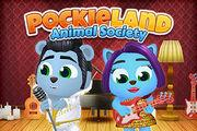 play Pockieland - Animal Society