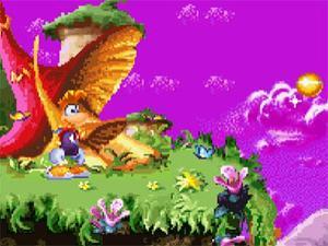 Rayman 3 game