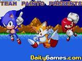 Sonic Scorched Quest game