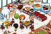 Cafeland World Kitchen game