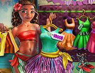 Exotic Princess Realife Shopping game