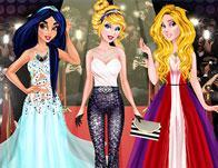 Cinderella Red Carpet Collection game