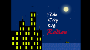 The City Of Radian (Demo) game