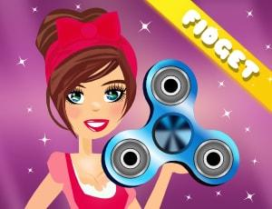 play Fidget Spinner Evolution Toy