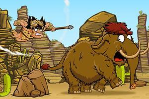 Caveman Hunt game