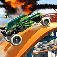 Burning Wheels Kitchen Rush game
