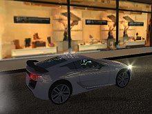City Car Driving Simulator game