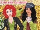 Princess Style Guide Military game