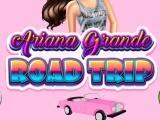 Ariana Grande Road Trip game