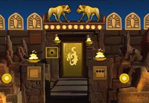 play Ancient Egypt Idol Escape