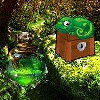 play Gemstone Forest Escape