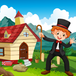 play Magician Boy Rescue Escape