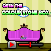 play Open The Colour Stone Box Walkthrough