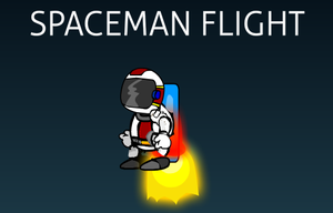 Spaceman'S Flight game