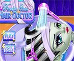 play Frankie Stein Hair Doctor