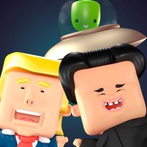 play Stop Trump Vs Kim Jong-Un