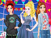 play Princesses Homecoming