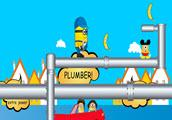 Minion The Plumber game