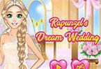 Rapunzels Dream Wedding game