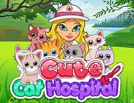 Cute Cat Hospital game