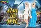 Elsa In Nyc game