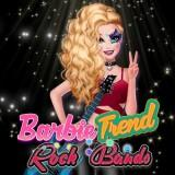 play Barbie Rock Bands Trend