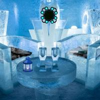 play Modern Ice Hotel Escape