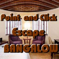 play Point And Click Escape-Bungalow Hiddenogames