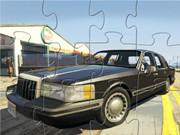play Lincoln Town Car Jigsaw