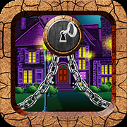 play The Story Of Tom - Blue Gang Head House Escape