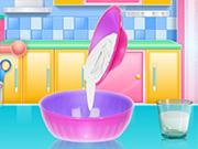 play Homemade Ice Cream Cooking