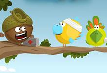 Doctor Acorn Birdy Levelpack game