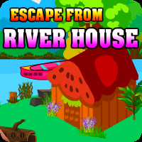 play Escape From River House