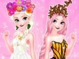 play Ice Queen Butterfly Diva