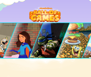 Hall Of Games game