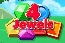 4 Jewels game