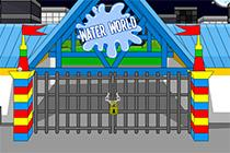 Toon Escape Water Park game