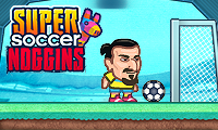 Super Soccer Noggins Pvp game