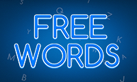 Free Words game