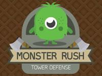 play Monster Rush Tower Defense