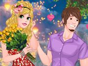 play Disney Couple: Princess Fabulous Date
