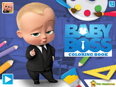 Baby Coloring Book game