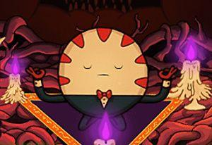 play Adventure Time: Rumble In The Nightosphere