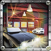 play A Secret Plan - Car Shed Escape