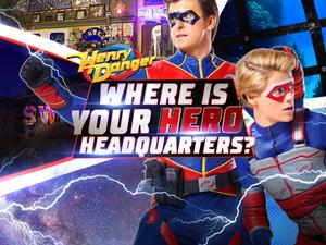 Henry Danger: Where Is Your Hero Headquarters? Quiz game