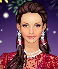 play Fireworks Dress Up Game