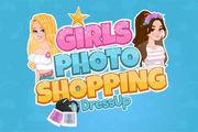 Girls Photo Shopping game